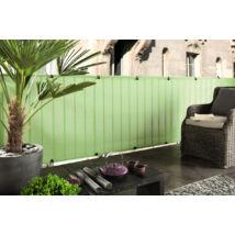 EVERLY Green dekoratív árnyékoló-, belátásgátló háló, 1x5m, zöld